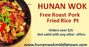 Chinese Food Delivery Middletown Nj